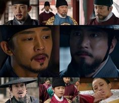 [Spoiler] Added episode 44 captures for the #kdrama 'Six Flying Dragons'
