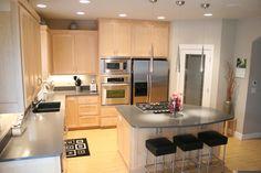 1000 Images About Kitchen On Pinterest Kitchen Photos, White Wood Kitchens And Modern Kitchens photo - 2