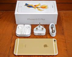 Apple iPhone Plus - - Gold (Sprint) Smartphone 6e09b837d9