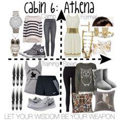 Cabin 6: Athena