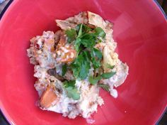 Baked Sweet Potato and Coconut Curry