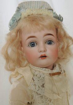 12 1 2 Kestner 167 Antique German Bisque Doll Stamped Body in Size   eBay