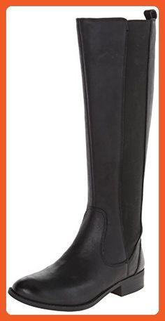 Jessica Simpson Women's Radforde Riding Boot, Black, 6.5 M US - Boots for women (*Amazon Partner-Link)