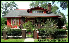 extremely attractive bungalow by FL Architect Fan, via Flickr