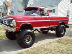 1967-1972 ford  | 1972 Ford F250 Picture 7