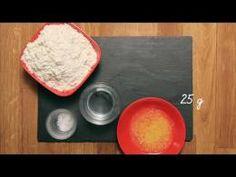 Réussir une pâte feuilletée, recette de base par Cuisine et Vins de France