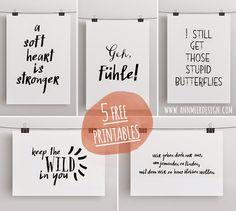 Ann.Meer by Anna-Maria Dahms: Free Printable im September