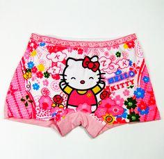 HELLO KITTY girls boxer | HELLO KITTY girls underwear - $5.99USD