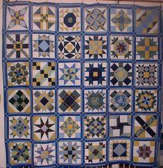 Biblical Blocks Quilt