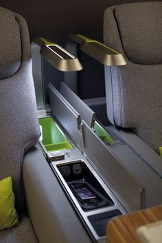 The little details really make this cabin. TAM unveils new first class on B777 - Business Traveller
