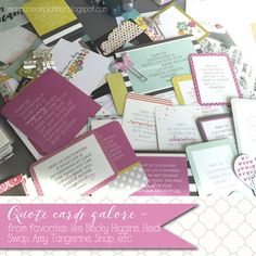 ULTIMATE Planner Haul Giveaway