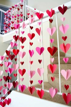 Are you going to have a party on Valentine's Day? if yup, here are Valentine's Party Decorations Ideas for you. Almost inseparable colors for parties on Valentine&… Diy Valentine's Day Decorations, Valentines Day Decorations, Decor Ideas, Decorating Ideas, Wedding Decorations, Diy Ideas, Decor Diy, Cubicle Decorations, Wedding Backdrops