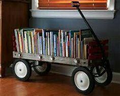 Book storage, kids