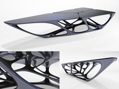 Learn how to make 'Mesa' table by Zaha Hadid and 'bambi' chair for kids in 3Ds max » Design You Trust. Design, Culture & Society.