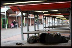 Homeless. Jess Turver photography
