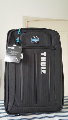 awesome Test; Thule Crossover Trolley