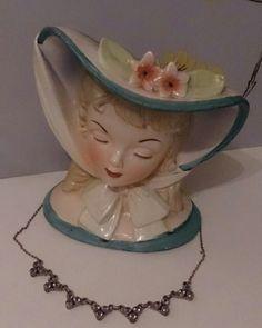 Vintage Amethyst Princess Set Silver Necklace. Superb Condition £20.00 + p&p