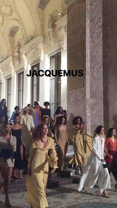 Couture Fashion, Runway Fashion, Fashion Models, High Fashion, Fashion Show, Student Fashion, School Fashion, Jacquemus, Mode Chic