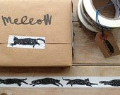 cat sticky tape