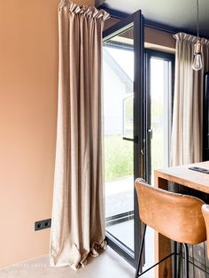Kuchnia - projekt NYLOFT — HOUSE LOVES Curtains, Home Decor, Blinds, Decoration Home, Room Decor, Interior Design, Draping, Home Interiors, Net Curtains