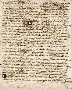 Last letter of Marie Antoinette. [p1]