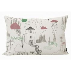 Coussin In The Rain - Ferm Living - 54 €