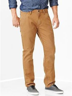 Lived-in skinny khaki - Pants | Clothes | Pinterest | The o'jays ...