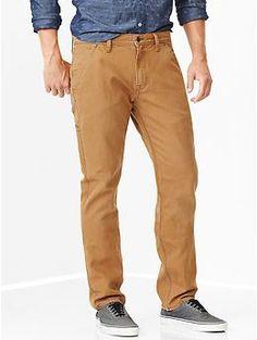 (For Ry?) 1969 carpenter jean (slim fit) 34x36. nice color