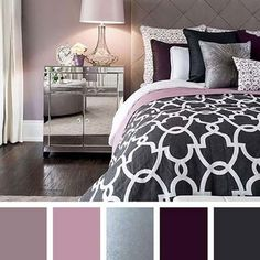 12 beautiful bedroom color schemes that will give you inspiration for your next bedroom remodel – decoration ideas 2018 Informations About 12 wunderschöne Schlafzimmer Farbschemata, … Best Bedroom Colors, Bedroom Color Schemes, Small Bedroom Paint Colors, Calming Bedroom Colors, Colorful Bedroom Designs, Colors For Small Bedrooms, Bedroom Colour Schemes Inspiration, Popular Bedroom Colors, Home Color Schemes