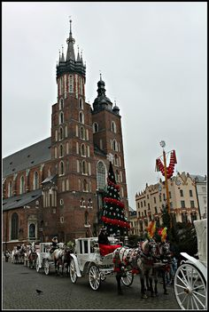 Christmas in Romania and Poland, you have to experience it at least once!