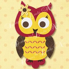 "Love the ""new"" owl craze. Maybe it stems back to college...Chi Omega <3"