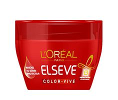 Masque cheveux - Elseve Color Vive Masque