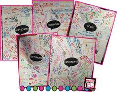 Making Thinking Visible: Chalk Talk & Freebie!