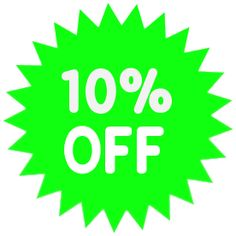 We offer you a great 10% off any garage Door service !