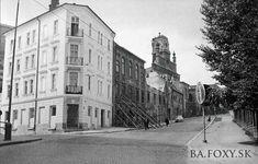 Bratislava, Nostalgia, Street View, Retro, Times, Google, Image, Retro Illustration