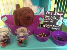 Pet Shop Accessories for your American Girl doll by lilyvictoria