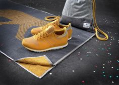 adidas x Asphaltgold – 5 Golden Years Anniversary Pack - Heldth Air Max Sneakers, Sneakers Nike, High Fashion, Mens Fashion, Nike Air Max, Anniversary, Footwear, Packing, Adidas