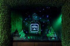 SPIRIT NEWS: Patrón and Selfridges collaborate on window display for festive drive