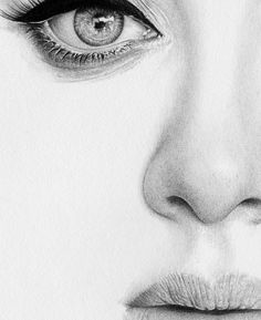 A Mini series of Portrait Illustrations. Pencil on A4 cartridge paper.