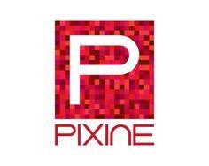 Pixine Corporate Identity #logo #design