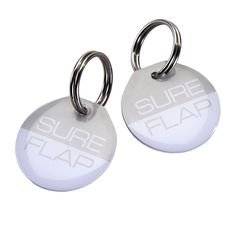 Pack of Two SureFlap RFID Collar Tags -- Additional details at the pin image, click it  : Dog tags for pets