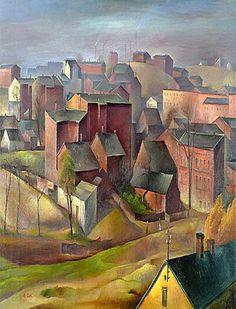 Albert Birkle - Austrian, 1900-1986