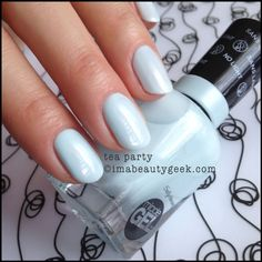 sally hansen tea party