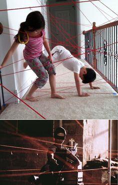 idées faites à la main pour que tes enfants jouent et jouent durant des heures entières