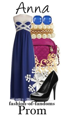 this is actually really cute! (NOT what I'd wear to prom) but cute