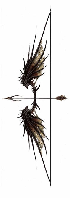 Ideas For Tattoo Dragon Sketch Character Design Anime Weapons, Fantasy Weapons, Fantasy Rpg, Trendy Tattoos, New Tattoos, Tattoos For Guys, Dragon Tattoos, Arrow Drawing, Dragon Sketch