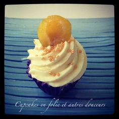 Cupcakes mirabelles