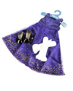 46501b4572 Purple Satin, White Satin, Purple Dress, Dress Black, Black Choker, White  Gloves, Satin Dresses, Nice Dresses, Gold Stars