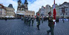 V Plzni vystoupí v červnu čestné stráže středoevropského regionu