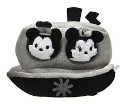 2015 D23 Expo Japan Steamboat Willie Tsum Tsum Set #TsumTsum #Tsum #Disney